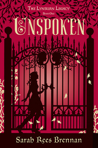 Image result for unspoken by sarah rees brennan