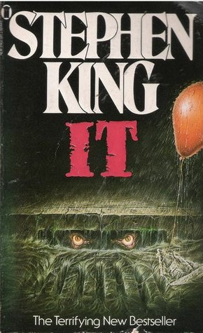 Image result for stephen king it book