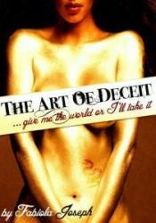 The Art of Deceit Book by Fabiola Joseph