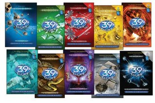 The 39 Clues Complete Collection (The 39 Clues, #1-10)
