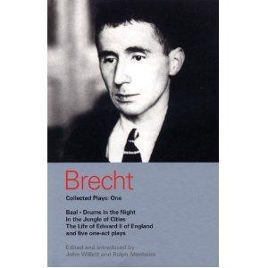In the Jungle of Cities (Bertolt Brecht Collected Plays, Vol 1, Pt 4)