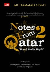 Notes from Qatar 2 Book by Muhammad Assad