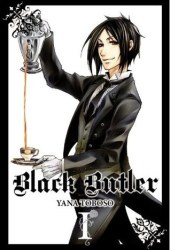 Black Butler, Vol. 1 (Black Butler, #1) Book