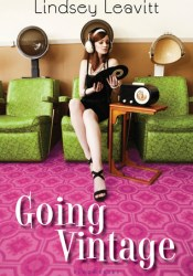 Going Vintage Book by Lindsey Leavitt