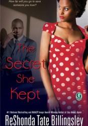 The Secret She Kept Book by ReShonda Tate Billingsley
