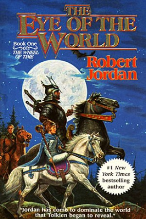 The Eye of the World (Wheel of Time, #1)