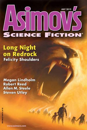 Asimov's Science Fiction, July 2012