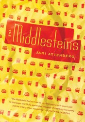 The Middlesteins Book by Jami Attenberg
