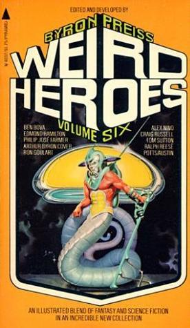 Weird Heroes Volume 6