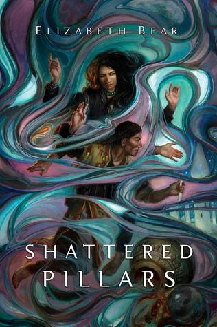 Shattered Pillars (Eternal Sky, #2)