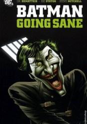 Batman: Going Sane Book by J.M. DeMatteis