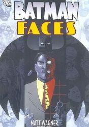 Batman: Faces Book by Matt Wagner
