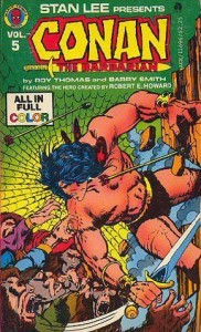 The Complete Marvel Conan the Barbarian, Vol. 5