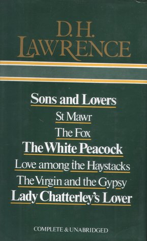 Sons and Lovers / St Mawr / The Fox / The White Peacock / Love Among the Haystacks / The Virgin and the Gypsy / Lady Chatterley's Lover