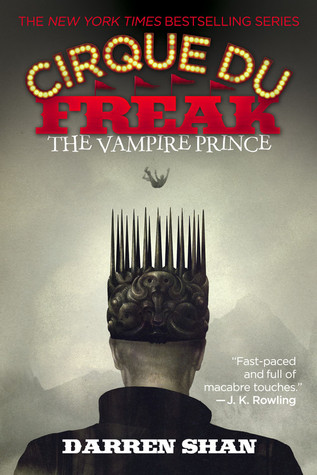 Image result for the vampire prince goodreads.