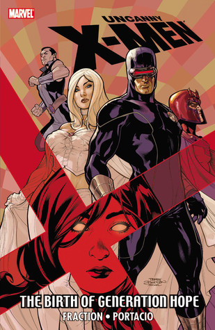 Uncanny X-Men: The Birth of Generation Hope