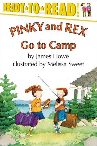 Pinky and Rex Go To Camp (Pinky and Rex, #5)