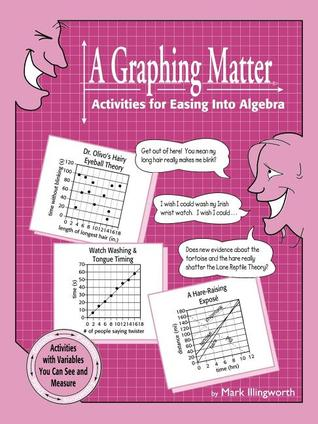 A Graphing Matter: Activities For Easing Into Algebra