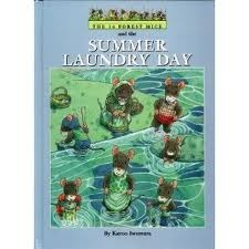 The 14 Forest Mice and the Summer Laundry Day (The 14 Forest Mice)