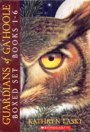 Guardians of Ga'hoole Boxed Set (Guardians of Ga'hoole, #1-6)