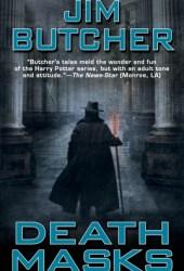 Death Masks (The Dresden Files, #5) Book