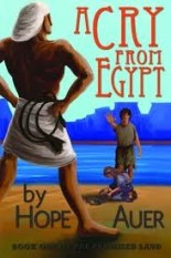 A Cry From Egypt (Promised Land, #1)