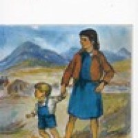 The Vicarage Children In Skye by Lorna Hill