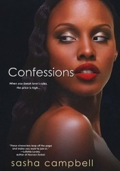 Confessions Book by Sasha Campbell