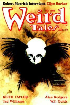 Weird Tales #292: Fall 1988