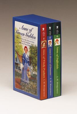 Anne of Windy Poplars / Anne's House of Dreams / Anne of Ingleside (Anne of Green Gables, #4-6)