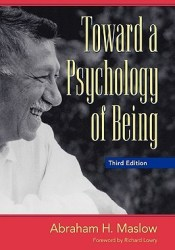 Toward a Psychology of Being Book by Abraham H. Maslow