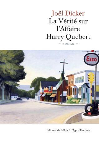 La Vérité sur l'affaire Harry Quebert