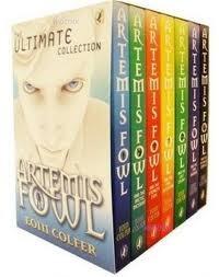 Artemis Fowl Collection (Artemis Fowl, #1-7)
