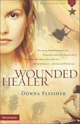 Wounded Healer (Homeland Heroes #1)
