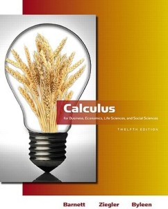Calculus for Business  Economics  Life Sciences  and Social Sciences     7977861