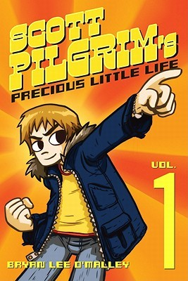 Image result for scott pilgrim vol 1 goodreads