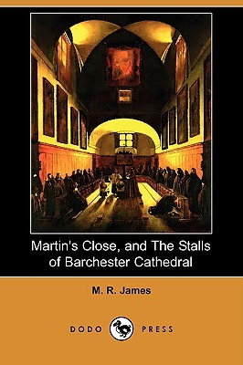 Martin's Close, and the Stalls of Barchester Cathedral
