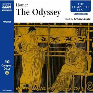 The Odyssey (Naxos Complete Texts)