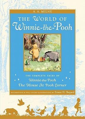 The World of Winnie-the-Pooh (Winnie-the-Pooh, #1-2)