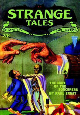 Pulp Classics: Strange Tales #4 (March 1932)