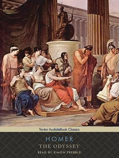 The Odyssey (Greek Epic Poems, No.2)