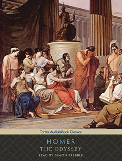 The Odyssey (Greek Epic Poems, No.2)