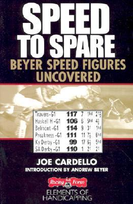 Speed to Spare: Beyer Speed Figures Uncovered