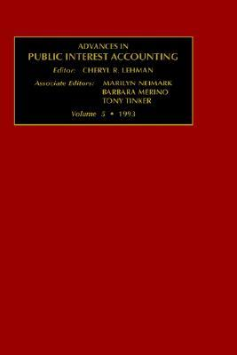 Advances in Public Interest Accounting, Volume 5
