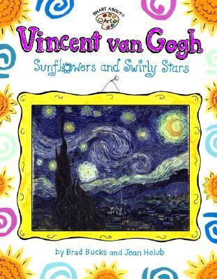 Vincent Van Gogh: Sunflowers and Swirly Stars