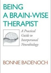 Being a Brain-Wise Therapist: A Practical Guide to Interpersonal Neurobiology Book by Bonnie Badenoch