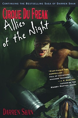 Image result for allies of the night darren shan goodreads