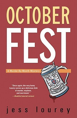 October Fest (Murder-by-Month Mystery #6)