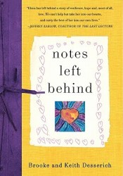 Notes Left Behind Book by Brooke Desserich
