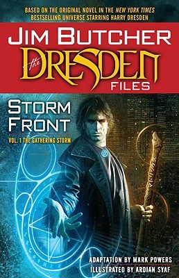 Jim Butcher's The Dresden Files: Storm Front, Volume 1: The Gathering Storm